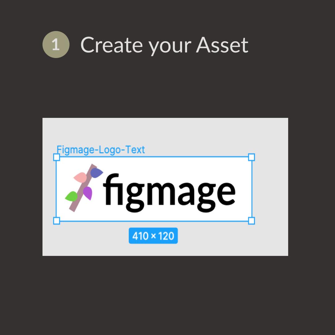 Make a design in Figma